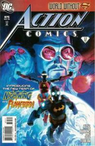 Action Comics (1938 series) #875, NM + (Stock photo)