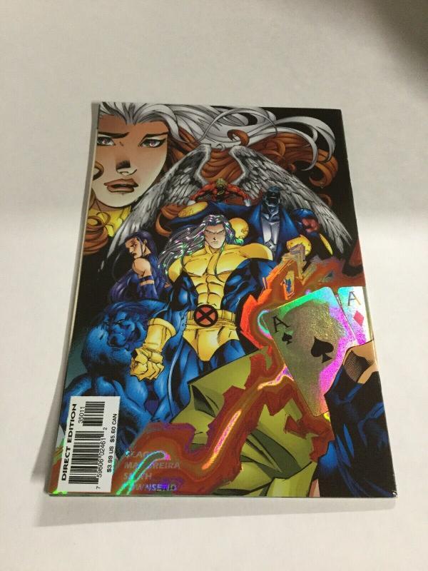 Uncanny X-Men 350 Nm Near Mint Marvel
