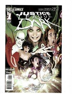 Justice League Dark # 1 NM DC Comic Book New 52 1st Print Zatanna Deadman HR8