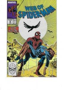 Web Of Spiderman #45