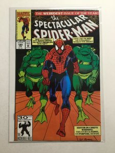 Spectacular Spider-Man 185 Near Mint Nm Marvel