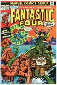 FANTASTIC FOUR #149, VF/NM, Sub-Mariner, 1961, more FF in store, QXT