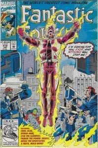 Fantastic Four #372