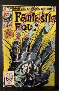 Fantastic Four #258 (1983)