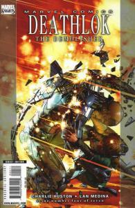 Deathlok (4th Series) #4 VF/NM; Marvel | save on shipping - details inside