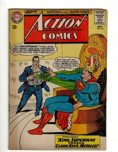 Action Comics # 312 FN DC Comic Book Superman Batman Green Lantern Flash KD1