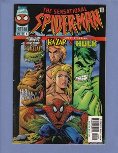 Sensational Spider-Man Lot of 17 #0 #1 #3 #6 #8 #9 #10 #12-17 #19 #20 #21 #23