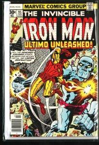 Iron Man #95 (1977)