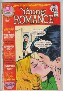 Young Romance #176 (Nov-71) FN+ High-Grade