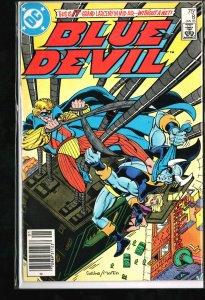 Blue Devil #8 (1985)