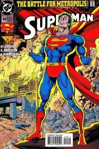 Superman (1987 series) #90, NM (Stock photo)