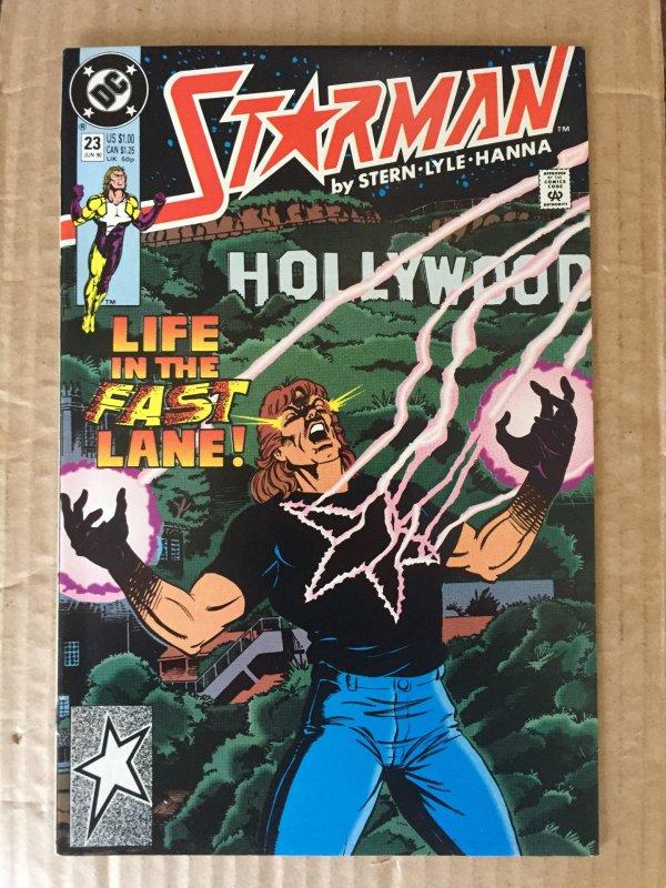 Starman #23 (1990)