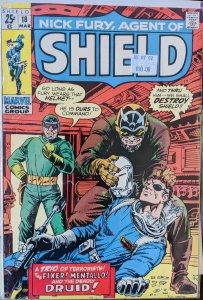 Nick Fury, Agent of SHIELD #18 (1971)