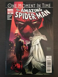 AMAZING SPIDER-MAN #638 1:100 JOE QUESADA COLOR VARIANT NM.