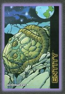 1993 Skybox Ultraverse: Series 1 ENTITY #94
