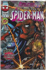 Spider-Man (vol. 1, 1990) #75 FR (Revelations 4) Mackie/Romita Jr., Green Goblin