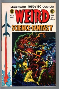 Weird Science-Fantasy-#5-1993-Russ Cochran-Reprint-EC