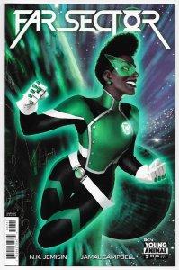 Far Sector #7 Sejic Variant | Green Lantern (DC, 2020) NM