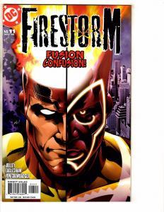 Lot Of 8 Firestorm DC Comic Books # 11 12 13 14 15 16 17 18 Superman Batman CR10