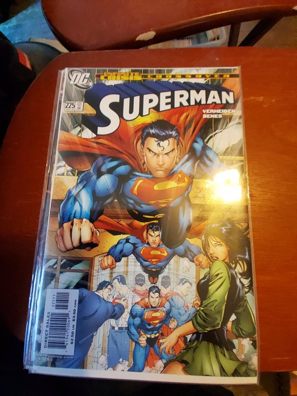 Superman #225 (2007)