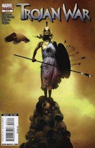 Trojan War #3 VF; Marvel | save on shipping - details inside