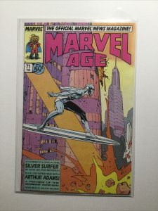 Marvel Age 71 Near Mint Nm Marvel