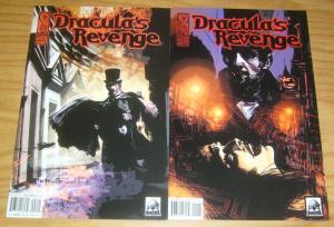 Dracula's Revenge #1-2 VF/NM complete series based on humanhead studios rpg 2004