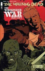 WALKING DEAD (2003 IMAGE) #162 NM