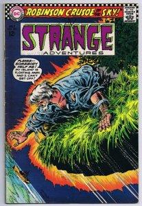 Strange Adventures #202 ORIGINAL Vintage 1967 DC Comics