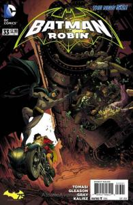 Batman and Robin (2nd Series) #33A VF; DC | save on shipping - details inside