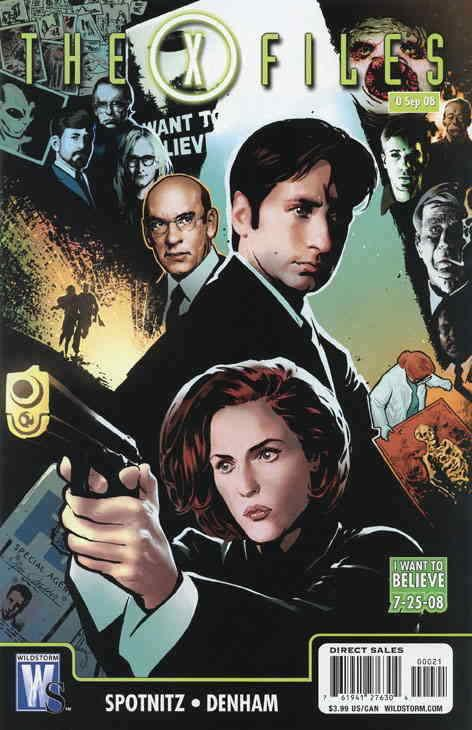X-Files, The (WildStorm) #0A FN; WildStorm | save on shipping - details inside