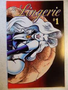 Lady Death In Lingerie #1 first print (1995)