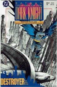 Legends of the Dark Knight #27 Dennis O'Neil NM