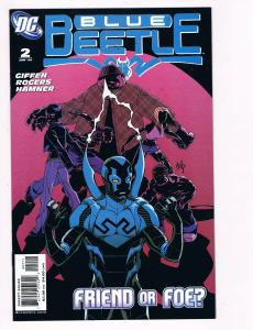 Blue Beetle # 2 DC Comic Books Hi-Res Scans Modern Age Awesome Issue WOW!!!!! S6