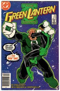 Green Lantern Corps #219 (DC, 1987) FN