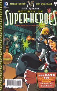 Multiversity: Society of Super-Heroes: Conquerors from the Counter World