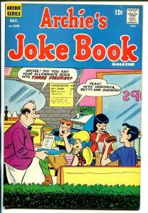 Archie's Joke Book #119 1967-soda shop-ice cream-Betty-Veronica-VG+