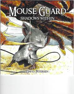 MOUSE GUARD #2,3,4,5 NEAR MINT $35.00