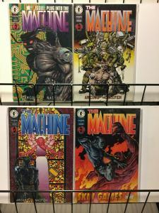 MACHINE (1994 DH) 1-4 Comics Greatest World good stuff