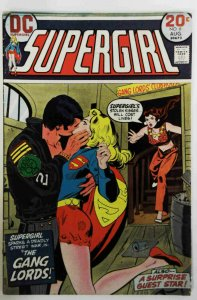 Supergirl #6  FN- condition The Gang Lords!  1973  DC Comic