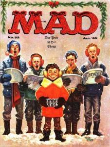 Mad (1952 series) #52, Good+ (Stock photo)