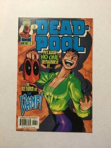 Deadpool 6 NM Near Mint