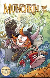 Munchkin #25 VF/NM; Boom! | save on shipping - details inside