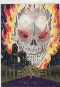 1995 Fleer Marvel Metal GHOST RIDER #53  Card