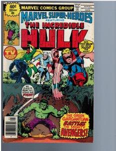 Marvel Super-Heroes #80 (1979)