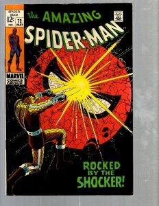 Amazing Spider-Man # 72 VF/NM Marvel Comic Book MJ Vulture Goblin Scorpion TJ1
