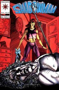 Shadowman (1992 series) #27, NM- (Stock photo)
