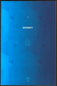 Divinity #4 Cover B (May 2015, Image) 9.6 NM+