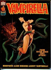 Vampirella #62 1977-Warren-Vampi cover-terror & horror-FN/VF