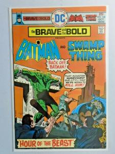Brave and the Bold #122 1st Series 6.0 FN (1975)